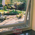 Porovnání ceny Trixie Ochranná mříž do boku okna, zkosená 62 x 8 / 16 cm