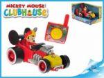 Porovnání ceny Mickey Mouse R/C závodní formule 13cm 2,4GHz na baterie 18m+ v krabičce