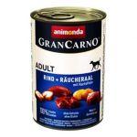 Porovnání ceny Animonda GRANCARNO konz. ADULT úhoř/brambor pes 400g