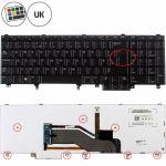 Porovnání ceny Dell Latitude E6540 klávesnice