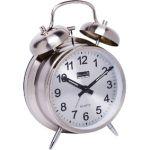 Porovnání ceny Balance Quarz stainless steel analogue alarm clock