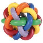 Porovnání ceny Trixie Míč tvrdá guma uzlíkový 10cm