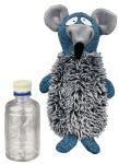 Porovnání ceny Trixie Plyšovo/látková krysa se zvukem a plast. lahví, 21 cm