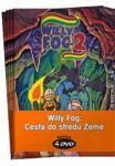 Porovnat ceny Verne Jules Willy Fog: Cesta do středu Země - kolekce 4 DVD