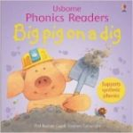 Porovnání ceny Usborne Publishing Big Pig on a Dig (Phonics Readers) - Cox, P. R.