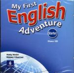 Porovnat ceny Musiol Mady My First English Adventure Starter Class CD