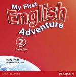 Porovnat ceny Musiol Mady My First English Adventure Level 2 Class CD