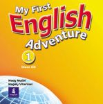 Porovnat ceny Musiol Mady My First English Adventure Level 1 Class CD