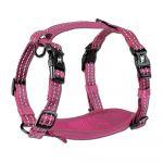 Porovnání ceny Alcott reflexní postroj pro psy, růžový, velikost L