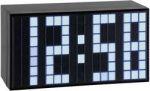 Porovnání ceny Digitální budík s LED číslicemi TFA, 98.1082.02, 160 x 84 x 60 mm