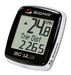 Porovnání ceny Sigma cyklo computer BC 12.12, drátový
