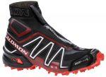 Porovnání ceny boty Salomon Snowcross CS - Black/Radiant Red/White 42