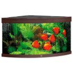 Porovnání ceny Akvárium set JUWEL Trigon LED 350 tmavě hnědé 350l