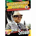 Porovnat ceny Popron Music s. r. o. Legendární scénky 2 - Jiří Sovák (DVD)