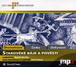 Porovnat ceny Radioservis - vydavatelství českého rozhlasu Starověké báje a pověsti - CD