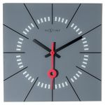 Porovnání ceny Nextime Stazione 8636gs nástěnné hodiny - Nextime Stazione 8636gs nástěnné hodiny