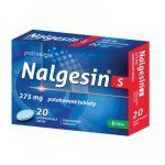 Porovnání ceny NALGESIN S 20X275 mg potahované tablety