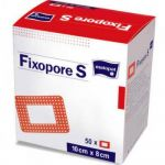 Porovnání ceny TORUNSKE ZAKLADY MATERIALOWV OPATRUNKOVYCH Fixopore S ovál 6.5 x 9.5 cm - sterilní náplast 50 ks