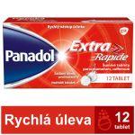 Porovnání ceny PANADOL Extra Rapide 500mg/65mg 12 šumivých tablet