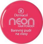 Porovnání ceny Dermacol Barevný pudr na vlasy Neon č.4 fialová 2,2 g
