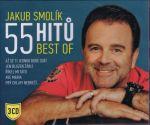 Porovnat ceny Popron Music s. r. o. Jakub Smolík - 55 hitů BEST OF - 3 CD