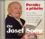 Porovnat ceny Popron Music s. r. o. Povídky a příběhy - CD (Čte Josef Somr)