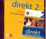 Porovnat ceny Klett nakladatelství s.r.o. Direkt 2 - Němčina pro SŠ - CD