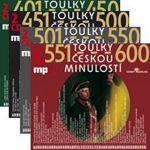 Porovnat ceny Radioservis - vydavatelství českého rozhlasu Toulky českou minulostí - komplet 401-600 - 8CD mp3