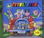 Porovnat ceny Popron Music s. r. o. Čtyřlístek - 4 příběhy - 2CD