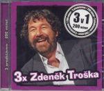 Porovnat ceny Popron Music s. r. o. 3x Zdeněk Troška - CDmp3