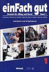 Porovnat ceny Nakladatelství Fraus, s.r.o. einFach gut 1 - učebnice