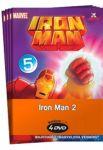 Porovnat ceny NORTH VIDEO Iron Man 2. - 5 - 8 / kolekce 4 DVD