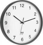 Porovnání ceny tfa Analogové DCF nástěnné hodiny 60.3511.10, Ø 302 x 40 mm, černá/bílá