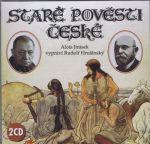Porovnat ceny Popron Music s. r. o. Staré pověsti české - 2CD (čte Rudolf Hrušínský)