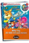 Porovnat ceny NORTH VIDEO Willy Fog: 20.000 mil pod mořem - kolekce 4 DVD