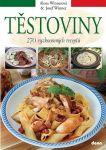Porovnat ceny Nakladatelství Dona, s.r.o. Těstoviny - 270 vyzkoušených receptů