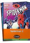 Porovnat ceny NORTH VIDEO Spiderman 2. - kolekce 4 DVD