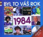 Porovnat ceny Popron Music s. r. o. Byl to váš rok 1984 - DVD+kniha