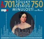 Porovnat ceny Radioservis - vydavatelství českého rozhlasu Toulky českou minulostí 701-750 - 2CD/mp3