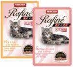 Porovnání ceny ANIMONDA kapsa Rafiné Soupé Kitten -drůbeží koktejl + ráčci 100g