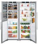Porovnání ceny Liebherr SBSes 7165 Americká chladnička