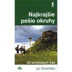 Porovnat ceny ostatné kniha Najkrajšie pešie okruhy po Slovensku