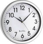 Porovnání ceny DCF nástěnné hodiny TFA 60.3519.02, (Ø x h) 30,8 x 4,3 cm, stříbrná