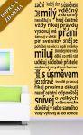 Porovnání ceny Shopnisi Samolepka na zeď Nápis na stěnu - Začni každý den
