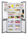 Porovnání ceny Beko GNE 134631 X Americká chladnička