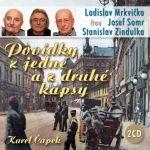 Porovnat ceny Popron Music s. r. o. Povídky z jedné a z druhé kapsy - KNP-2CD