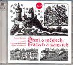 Porovnat ceny Popron Music s. r. o. Čtení o městech, hradech a zámcích - 2CD