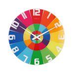 Porovnání ceny Nextime Rainbow 8129 nástěnné hodiny - Nextime Rainbow 8129 nástěnné hodiny