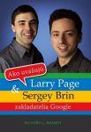 Porovnání ceny Ako uvažujú Larry Page a Sergey Brin - Richard L. Brandt