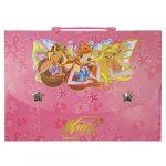 Porovnat ceny Obal na dokumenty L Winx Club obal na dokumenty L Bloom&Stella&Flora s krídlami